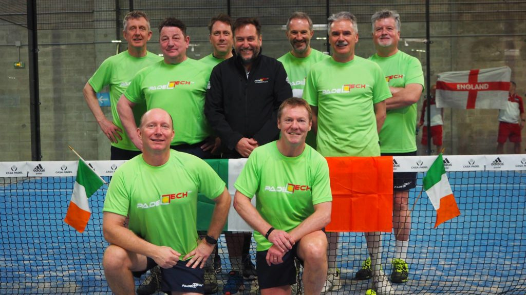 National Masters Team Ireland